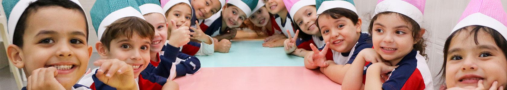 Banner - Educação Infantil